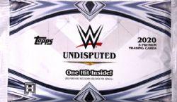 2020 WWE -  UNDISPUTED (P5/B10/C8)