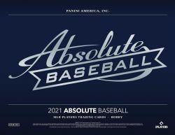 2021 BASEBALL -  PANINI ABSOLUTE (P10/B2)