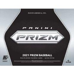 2021 BASEBALL -  PANINI PRIZM QUICK PITCH (P5/B18)