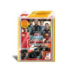 2021 FORMULA 1 -  TOPPS F1 TURBO ATTAX - STARTER PACK