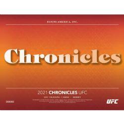 2021 UFC -  PANINI CHRONICLES