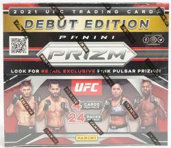 2021 UFC -  PANINI PRIZM - RETAIL (P4/B24)