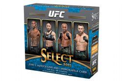 2021 UFC -  PANINI SELECT (P5/B12/C12)
