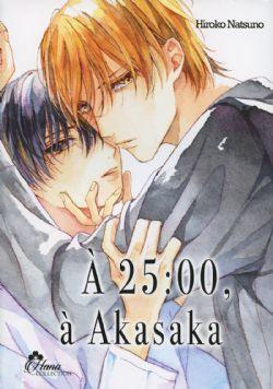 25:00 À AKASAKA, A -  (FRENCH V.)