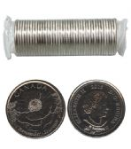 25-CENT -  2015 25-CENT ORIGINAL ROLL - IN FLANDERS FIELDS -  2015 CANADIAN COINS