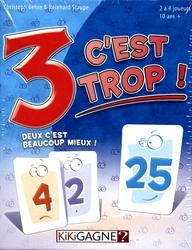 3 C'EST TROP -  3 C'EST TROP (FRENCH)