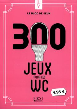 300 -  JEUX POUR LES WC
