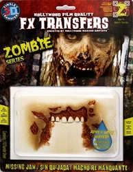 3D FX TRANSFERS -  MISSING JAW