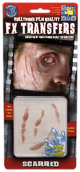 3D FX TRANSFERS -  SCARRED