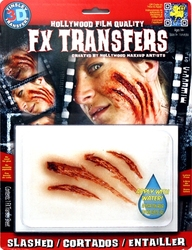 3D FX TRANSFERS -  SLASHED