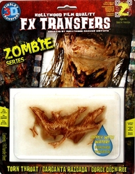 3D FX TRANSFERS -  TORN THROAT