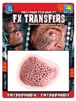 3D FX TRANSFERS -  TRYPOPHOBIA