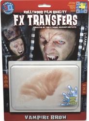 3D FX TRANSFERS -  VAMPIRE BROW