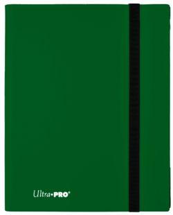 4-POCKET PORTFOLIO -  PRO-BINDER - 160 - FOREST GREEN