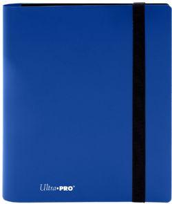 4-POCKET PORTFOLIO -  PRO-BINDER - 160 - PACIFIC BLUE