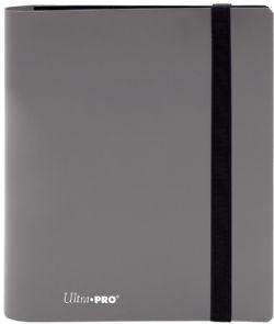 4-POCKET PORTFOLIO -  PRO-BINDER - 160 - SMOKE GREY