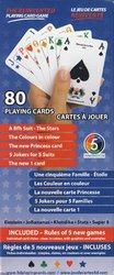 5 DIMENSION -  5TH DIMENSION (80 CARDS) AND RULES FOR 5 MORE GAMES