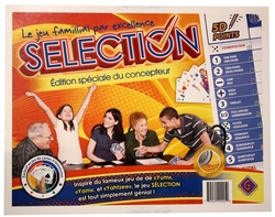 5 DIMENSION -  SELECTION