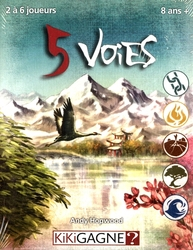 5 VOIES (FRENCH)