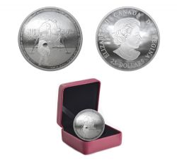 50TH ANNIVERSARY OF THE APOLLO 11 MOON LANDING -  2019 CANADIAN COINS
