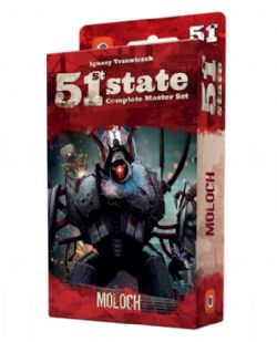 51ST STATE : MASTER SET -  MOLOCH (ENGLISH)
