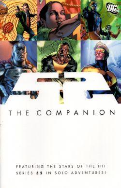 52 -  USED BOOK - THE COMPANION TP (ENGLISH)