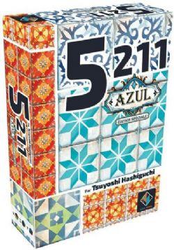 5211 -  AZUL EDITION (MULTILINGUAL)