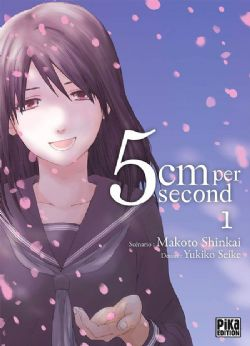 5CM PER SECOND -  (FRENCH V.) 01