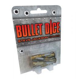 6 BULLET D6 DICE