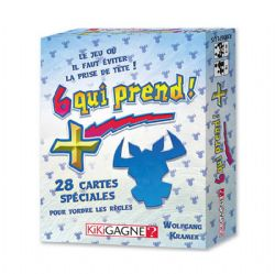 6 QUI PREND! -  + (FRENCH)
