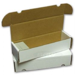 660 COUNT CARDBOARD BOX (12 INCHES)
