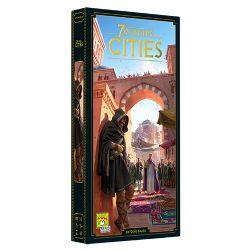 7 WONDERS -  CITIES - NEW EDITION (ENGLISH)