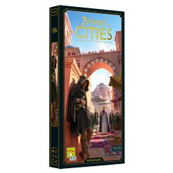 7 WONDERS -  CITIES - NEW EDITION (FRENCH)