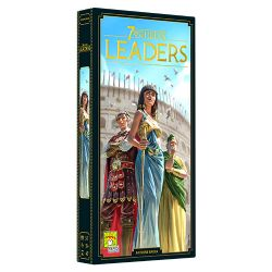7 WONDERS -  LEADERS - NEW EDITION (FRENCH)