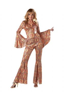 70'S -  DISCOLICIOUS COSTUME (ADULT)