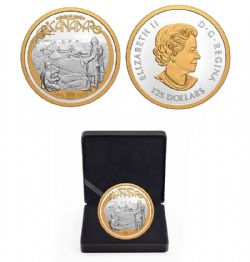 75TH ANNIVERSARY OF UNESCO -  2020 CANADIAN COINS