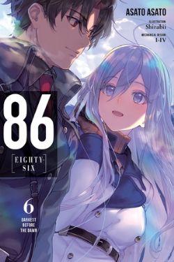 86 (EIGHTY-SIX) -  -NOVEL- (ENGLISH V.) 06