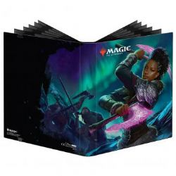 9-POCKET PORTFOLIO -  MTG - 20 PAGES - PRO-BINDER - 360 -  KALDHEIM
