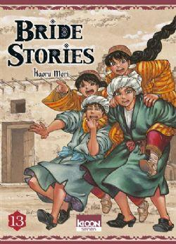 A BRIDE'S STORY -  (FRENCH V.) 13