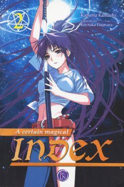 A CERTAIN MAGICAL INDEX -  -NOVEL- (F.V.) 02