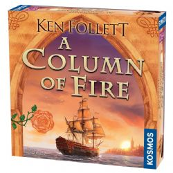 A COLUMN OF FIRE -  A COLUMN OF FIRE (ENGLISH)