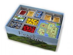 A FEAST FOR ODIN -  INSERT -  FOLDED SPACE