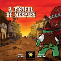 A FISTFUL OF MEEPLES (ENGLISH)