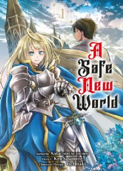 A SAFE NEW WORLD -  (FRENCH V.) 01