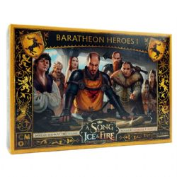 A SONG OF ICE AND FIRE -  BARATHEON HEROES I (ENGLISH)