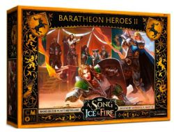 A SONG OF ICE AND FIRE -  BARATHEON HEROES II (ENGLISH)