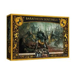 A SONG OF ICE AND FIRE -  BARATHEON SENTINELS (ENGLISH)