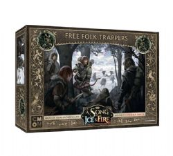 A SONG OF ICE AND FIRE -  FREE FOLK TRAPPERS (ENGLISH)