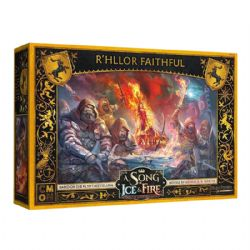 A SONG OF ICE AND FIRE -  R'HLLOR FAITHFUL (ENGLISH)