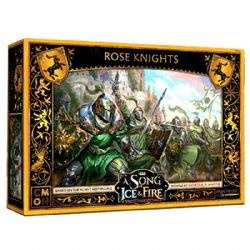 A SONG OF ICE AND FIRE -  ROSE KNIGHTS (ENGLISH)